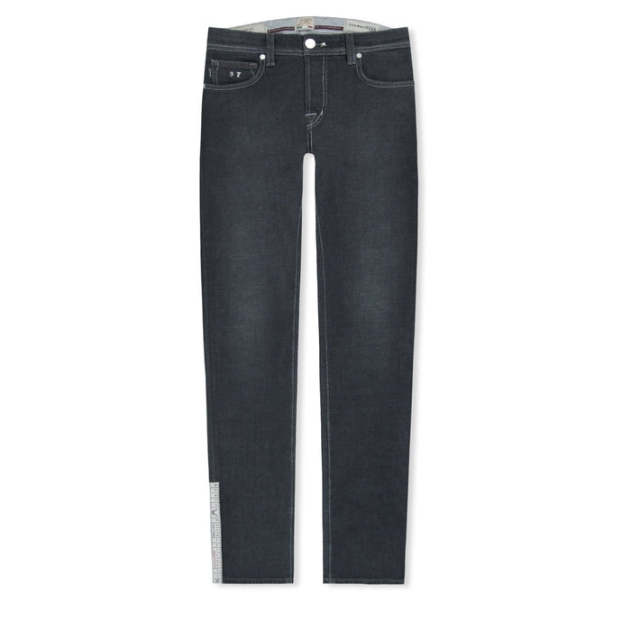 Charcoal Leonardo 6 Moon Slim Denim