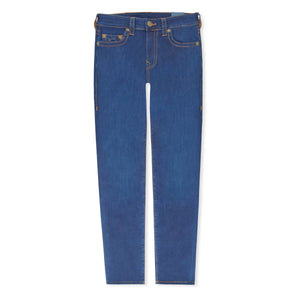 Mid Blue Wash Jack Runner Jeans