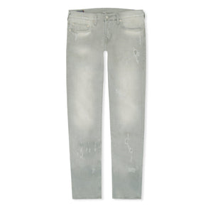 Grey Ripped Rocco Jeans