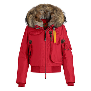 WMN Red Parajumpers Gobi Women Coat
