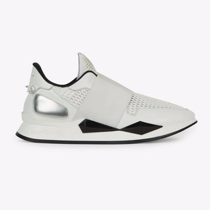 WMN White Givenchy Mesh Runners