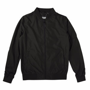 Black Untitled Atelier Bomber Jacket