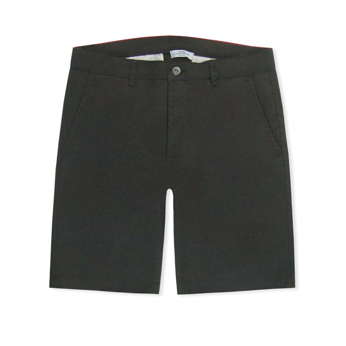 Black Untitled Atelier Chino Shorts