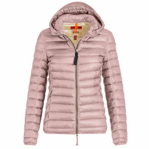 WMN Pink Parajumpers Rosalyn Sheen Bubble Jacket