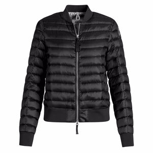 WMN Black Parajumpers Sharyl Bubble Bomber