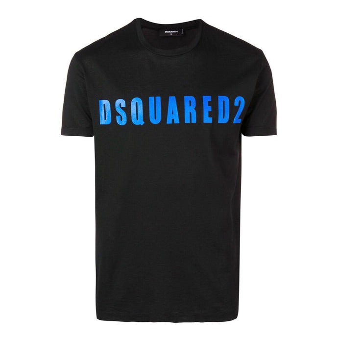 Dsqaured2 Electric Blue Logo T-Shirt