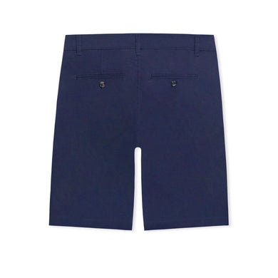Navy Untitled Atelier Chino Shorts