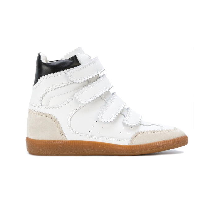 WMN Isabel Marant Bilsy White Sneakers