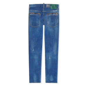 LT Blue Dsquared2 Cool Guy Jeans