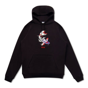 Black Untitled Atelier Fish Hoody