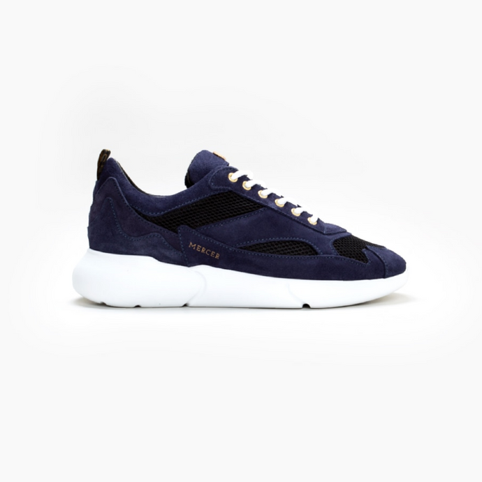 Blue Mercer W3RD Mesh Runners