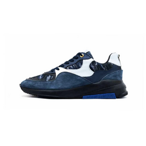 Navy Sky Android Homme Camo Malibu Runners