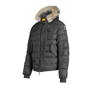 Grey Parajumpers Ski Master Bubble Coat