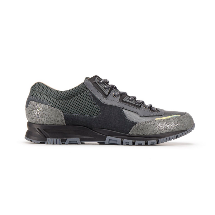 Dark Grey Lanvin Cross Runners