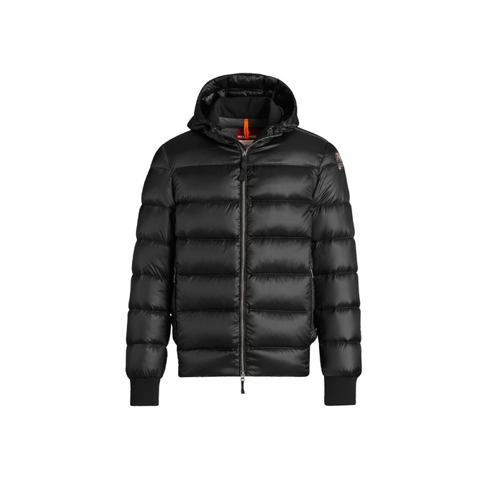 Black Parajumpers Pharrell Sheen Bubble Coat