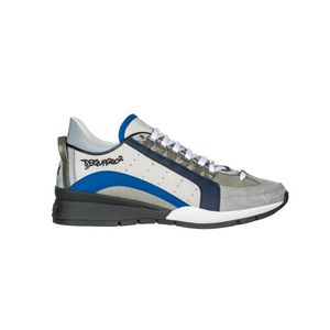 Blue/Grey Dsquared2 551 Sneakers