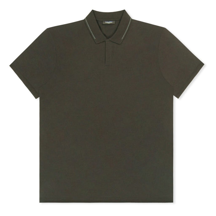 Black Janton Jersey Polo