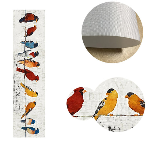 Birds Modern Canvas Poster