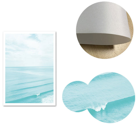 Peaceful Ocean Canvas Posters