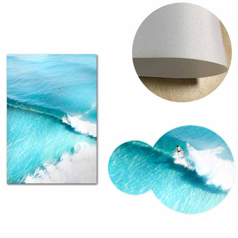Surfing-Sea-Beach-Landscape-Canvas-Posters