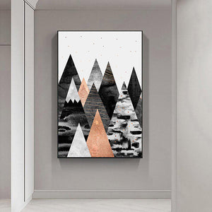 Abstract Mountains