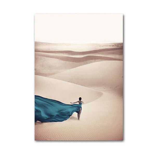 Ocean Waves Canvas Posters