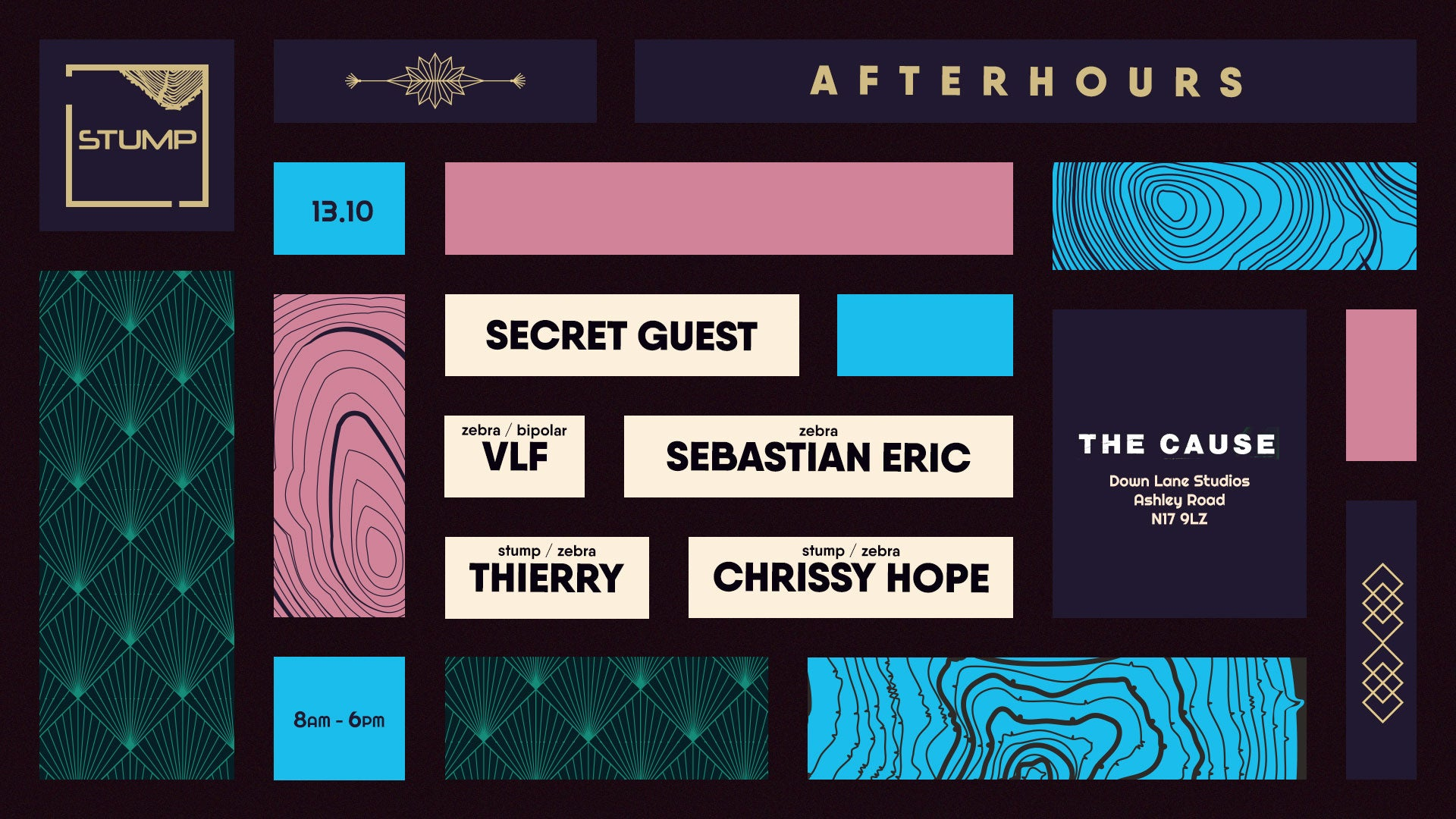 Tickets for Stump - After Hours - 13-09-2019
