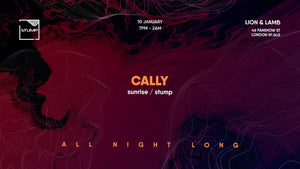 Tickets for 10-01-2020 - Stump with Cally all night long