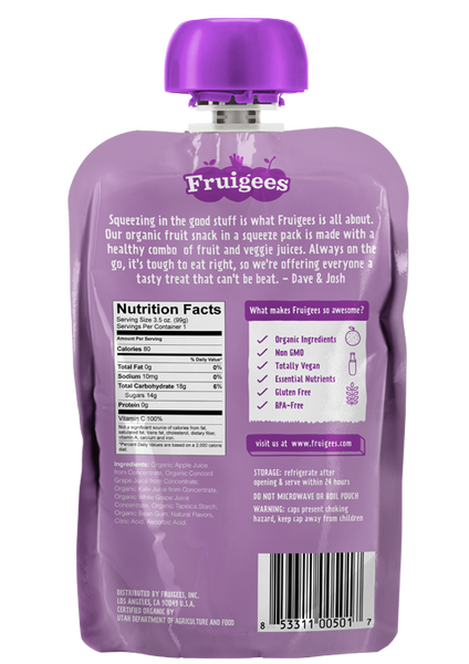 Fruigees Variety Pack<br>(4 of each flavor)