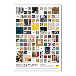 Lucienne Day 100 Designs