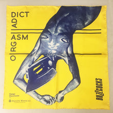 Orgasm Addict Pocket Square – Limited edition