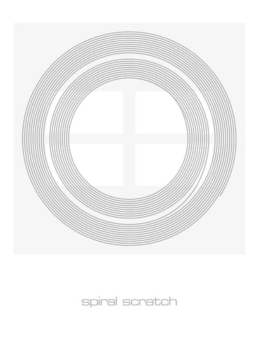 Buzzcocks Spiral Scratch - Limited edition print