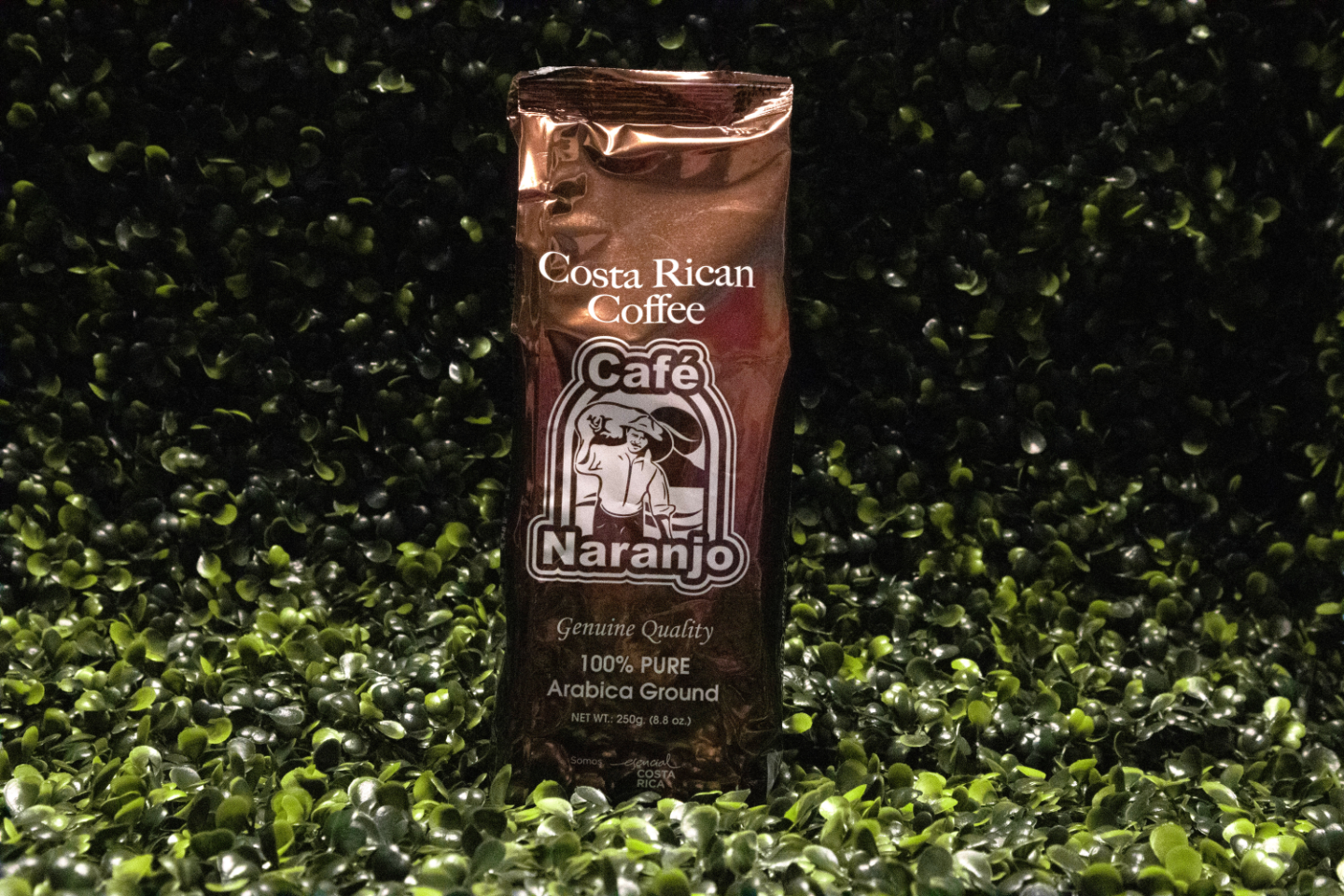Café Naranjo Gold Coffee