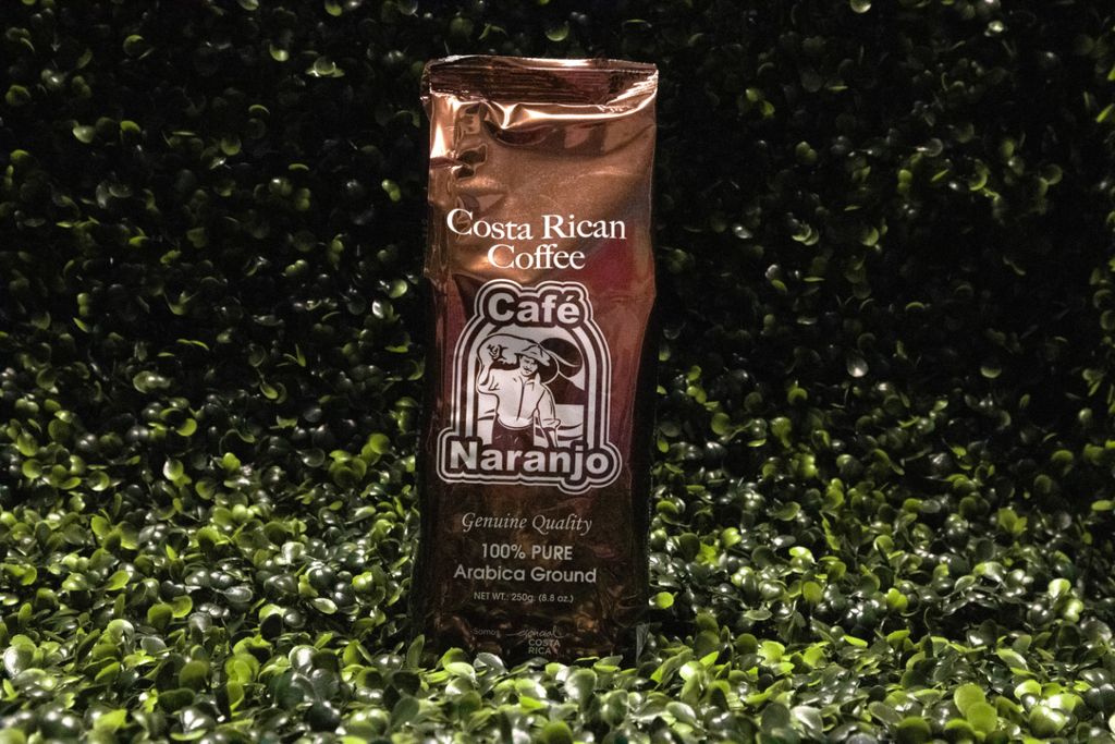 Subscription Service Cafe Naranjo Gold