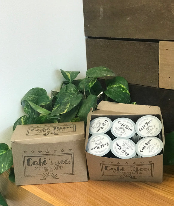 Subscription Service Café Rica K-Cup Packages