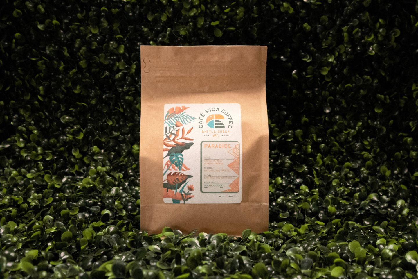 Cafe Rica's Paradise 6 Month Pre-paid Gift Subscription