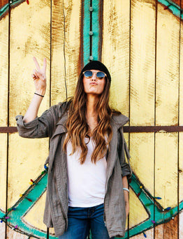 Hippie Style - an Eternal Trend in Festival Fashion