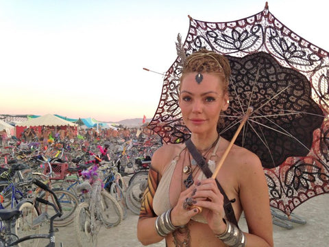 Festival Fashion, Burning Man, Best Outfits