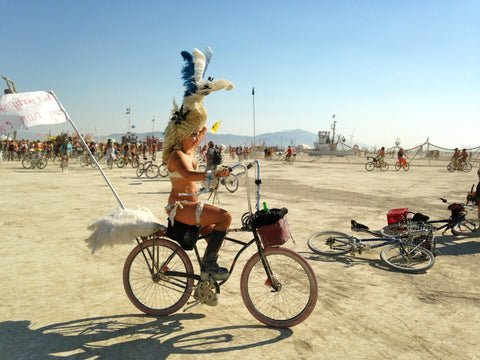 Festival Outfits, Burning Man