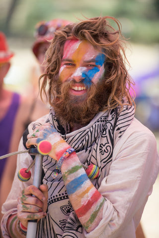 Festival Outfits, Rainbow Serpent, 2017