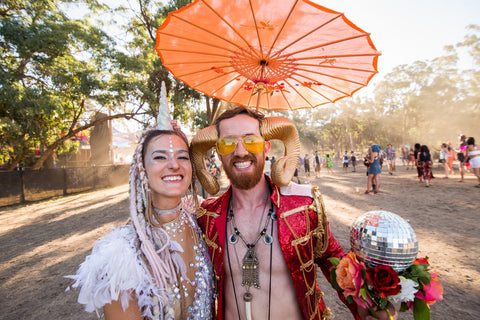 Rainbow Serpent Festival, 2017