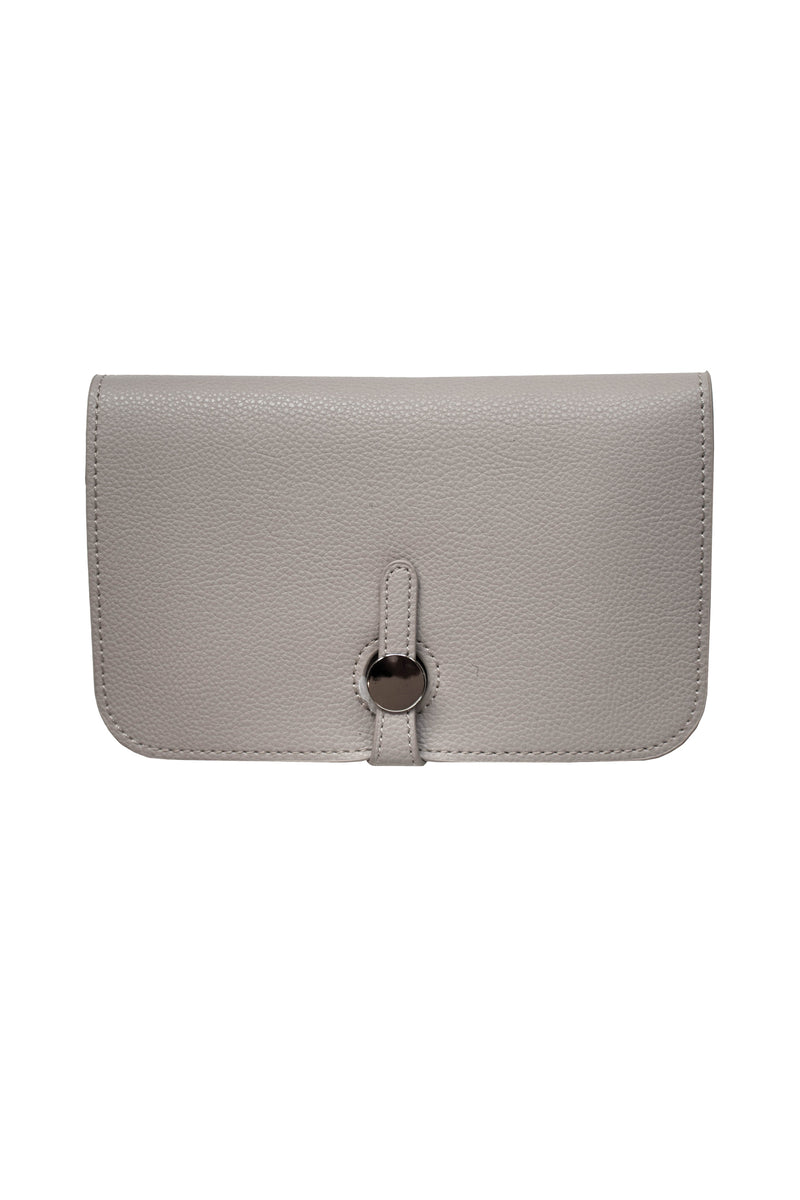 Wallet - Soft Grey