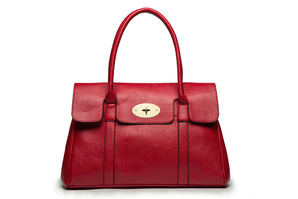 Emily Tote Bag Red