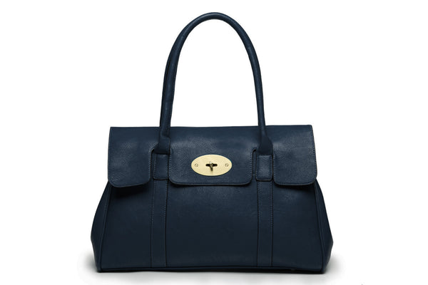 Emily Tote Bag Navy