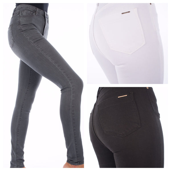 Cara Jeans - Dark Grey
