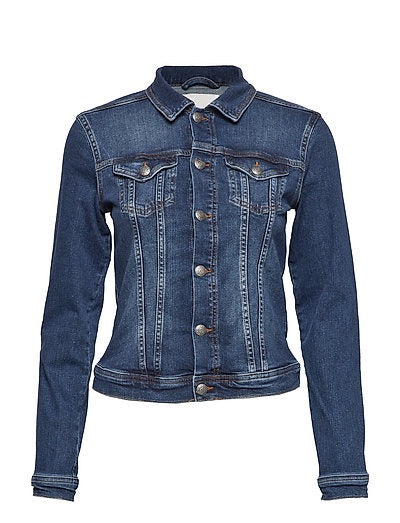 Classic Blue Denim Jacket