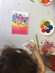 7 Tips for Hosting a Successful Painting Party for Kids