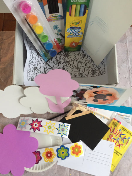 Art Discovery Gift Box for Kids