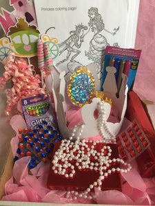 Princess Activity Box
