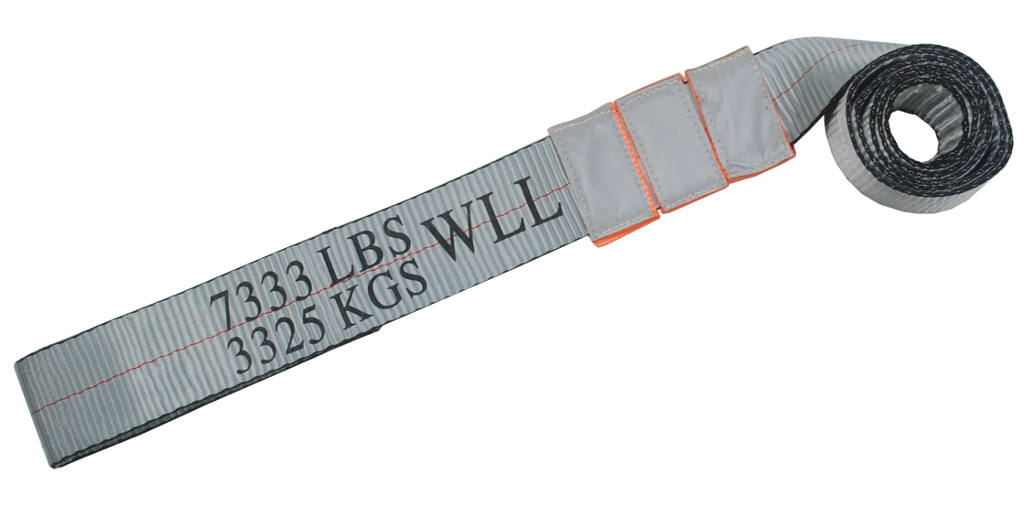 "A replacement set of 3"" under-lift straps."
